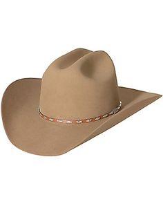 6b8e02034c1d3 Resistol 4X George Strait Silver Eagle Chestnut Felt Cowboy Hat Western Hat  Styles