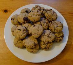 Cookies noisette et cranberry {Battle Food #18} | Mon petit coin de cuisine Biscuits, Battle, Desserts, Food, Kitchens, Crack Crackers, Tailgate Desserts, Cookies, Deserts