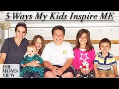 5 Ways My Kids Inspire Me by Colette! - YouTube