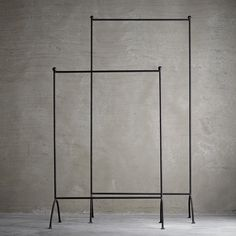 Clothes Rack/ Coat Stand- Iron- Medium