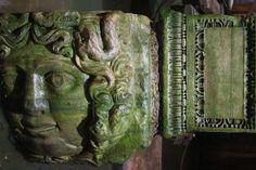"""medusa cistern Medusa Head """"Guardian"""" in the Basilica Cistern"""