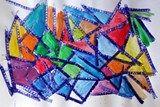 Artsonia Art Exhibit :: Kindergarten Line Prints
