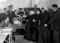 Referéndum autonómico del 5 de noviembre de 1933 en Eibar para la aprobación de un nuevo texto de Estatuto