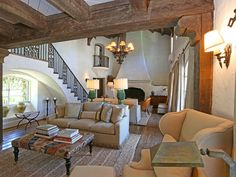 Reese Witherspoon's Ojai Ranch | via The Agency Real Estate | House & Home