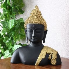 """#DiwaliDecor #FabFurnish For giving the message of peace from fabfurnish """"Shilp Buddha Bust"""""""