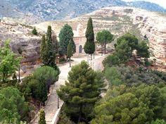 Alcorisa, Teruel (Spain). Ermita del Santo Sepulcro
