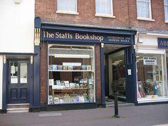 The Staffs Bookshop, Lichfield, UK