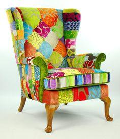 Die 87 Besten Bilder Von Patchwork Sessel Armchair Chairs Und Couches