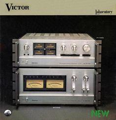 Victor Laboratory JP-V1000 JM-S1000