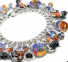 halloween jewelry, halloween bracelet