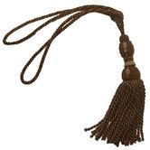 Found it at Wayfair - Wood Beaded Head Tassel Curtain Tieback