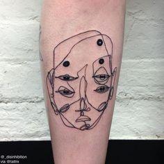 Adam Traves @_disinhibition | Melbourne Australia tumblr: @ultrapissdaddy adamtravestattoo@gmail.com Queer Artist. @queertattooers
