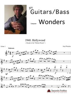 Decades 1940 - Hollywood by Wanders Wander, Guitar, Hollywood, Writing, Pictures, Musica, Photos, Being A Writer, Guitars