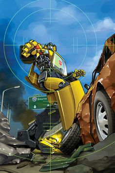 Transformers - Sunstreaker