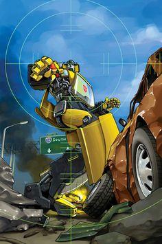Transformers - Sunstreaker