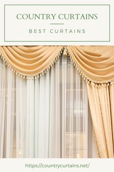 farmhouse curtains style Country Curtains Catalog, Farmhouse Curtains, Cool Curtains, Interior Decorating, Interior Design, Roller Blinds, Curtain Rods, Soft Furnishings, Window Treatments