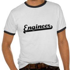 Engineer Classic Job Design T Shirt, Hoodie Sweatshirt