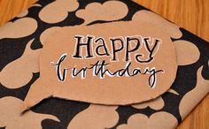 Nice Birthday Gift Ideas