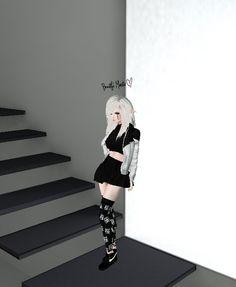 My new Imvu Look ^-^