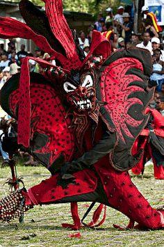 Diablos and Congos Festival  Portobelo March 26- Panama