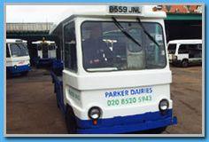Parker Dairies, Walthamstow