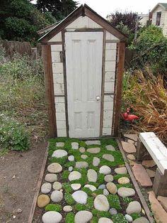 Tiny Greenhouse in San Francisco