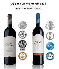 Good wines? Here they are!!! www.portulogia.com  #portulogia #wine #vinho #gourmet #castelares