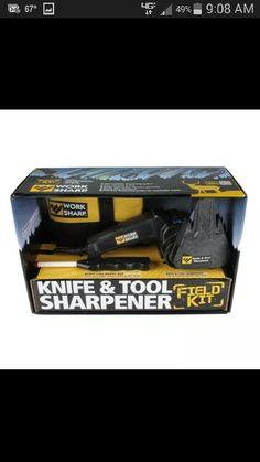 Fastest and best sharpener ever!