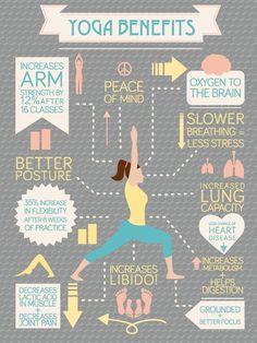 Yoga Benefits!