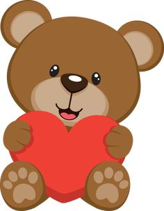 Bear holding heart illustration, Teddy bear Baby shower Wedding invitation , Masha and the Bear transparent background PNG clipart Baby Teddy Bear, Teddy Bear Baby Shower, Teddy Bear Crafts, Distintivos Baby Shower, Baby Shower Parties, Baby Shower Clipart, Shower Party, Baby Motiv, Bear Clipart