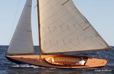 Dream boat - Herreshoff Watch Hill 15