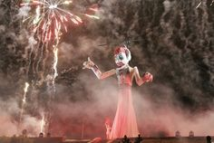 Zozobra in Santa Fe, New Mexico! Can't wait to explain the giant puppet burning to Lucas, and one day take him to see the crazy fun!