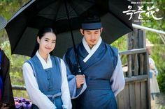 Behind the scenes of the flower in prison-jin se yeon
