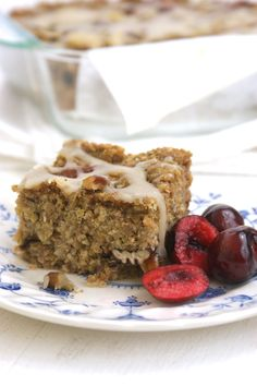Steel Cut Oat Breakfast Bars