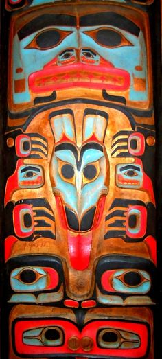 Totem - Alaskan Art