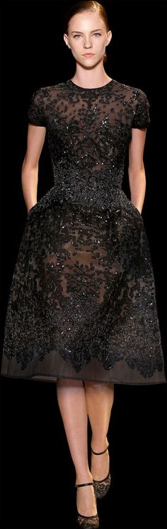 I am so obsessed with #ElieSaab Haute Couture 2014 I can't stand it. #springboardgirls