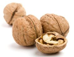 Walnuts -- the world's healthiest nut. They have more antioxidants and omega-3's than any other nut, including almonds.