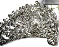 Tiara of the Grand Duchess Elena Vladimirovna of Russia