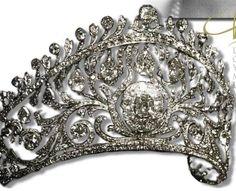Tiara of the Grand Duchess Elena Vladimirovna of Russia