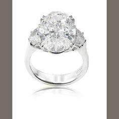 Bonhams 1793 : A diamond ring