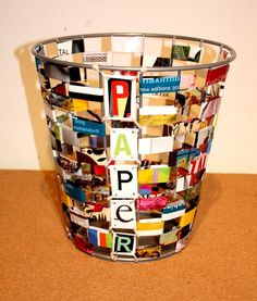 11 Creative Recycled Magazine Crafts You Can Easily DIY