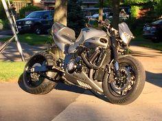 Hayabusa Streetfighter, Harley Electra Glide, Motor Car, Harley Davidson, Motorcycle, Bike, Vehicles, Lights, Motorcycles