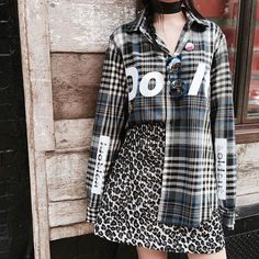 DO IT   Monday motivation with the SOLD OUT FRVR 'Sid 5' flannel shirt, MYKITA MYLON 'Eno' sunglasses, and CREATURES OF THE WIND 'Sage' skirt available in-store + online (Click the photo to shop now!)  //  #THISISODDNYC #ODDNEWYORK #SOLDOUTFRVR #PLAID #PLAIDSHIRT #TARTAN #PRINTED #LEOPARD #LEOPARDPRINT #MINISKIRT #SKIRT #PRINTEDSKIRT #CREATURESOFTHEWIND #CREATURESOFTHEWINDFW16 #FALL2016 #AW16 #GRAPHICS #GRAPHICTEE #OOTD #NEWYORKCITY #NYC #LES #LOWEREASTSIDE
