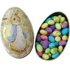 Sweet easter tin available online from giftlady delivered peter rabbit tin filled with sweets gift hampersgift basketscape townpeter rabbitflowers deliveredpretoriagift deliverysouth africatins negle Images