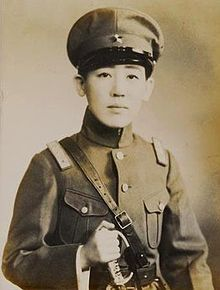 Manchukuo (Manchuria), ca. Yoshiko Kawashima was a Chinese princess of Manchu descent. She was raised in Japan and served as a spy for the Japanese Kwantung Army and puppet state of Manchukuo during the Second Sino-Japanese War. Women In History, World History, Changchun, Religion, Great Women, Amazing Women, Famous Women, World War Two, Old Photos