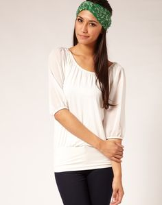 3/4 sleeve spring top - Glassons