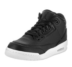Nike Air Jordan 3 Retro BG Boys Basketball Shoes 398614 020 NEW #Nike #basketballshoes