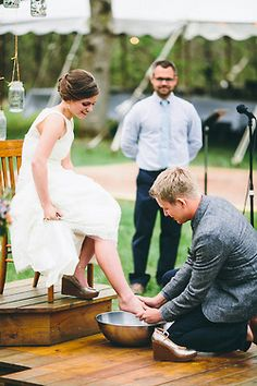 Christ-Centered Marriage: feet washing