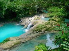 Ocho Rios Falls  White River Tubing Shore Excursions Booking