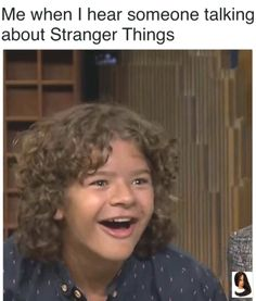 When I hear someone talking about Stranger Things Stranger Things Quote, Stranger Things Aesthetic, Stranger Things Season, Stranger Things Netflix, Bobby Brown, Stranger Danger, Best Shows Ever, Favorite Tv Shows, Fangirl